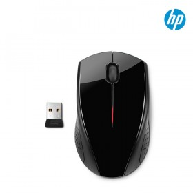 Mouse HP X3000 Inalámbrico Bliste Negro