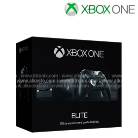 Bundle Consola XBOX ONE 1TB + Control Elite