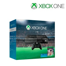 Bundle XBOX ONE 1 TB + Videojuego FIFA 16 + EA Access