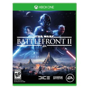 Videojuego XBOX ONE Star Wars BATTLEFRONT II - The Last Jedi