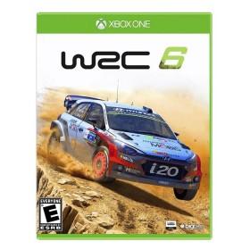 Videojuego XBOX ONE WRC 6