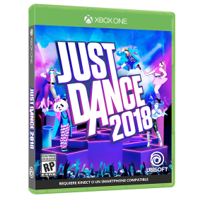Videojuego XBOX ONE Just Dance 2018-a