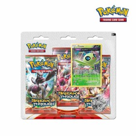 Pokémon TCG BREAKthrough Three Pk