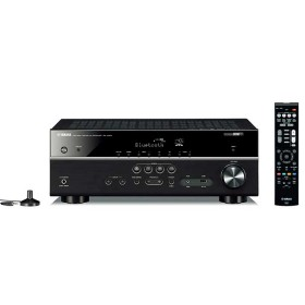 Amplificador YAMAHA RXV-483 Negro