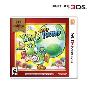 Videojuego 3DS Yoshi's New Islan Select
