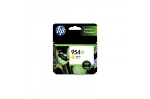 Cartucho Tinta HP 954XL Yellow