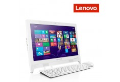 PC All in One LENOVO C260 Pentium Windows 10 - Blanco