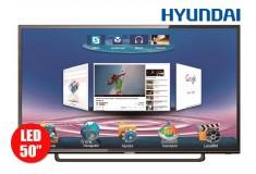 "Tv 50"" 127cm Hyundai HYLED FullHD Internet T2"