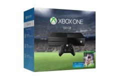 XBOX ONE 500GB FIFA 16 + 1 Control
