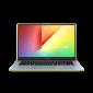 """Portátil ASUS Vivobook S S430FA-EB215T Intel Core i3 14"""" pulgadas Disco Sólido 256 SSD Plateado y Amarillo"""