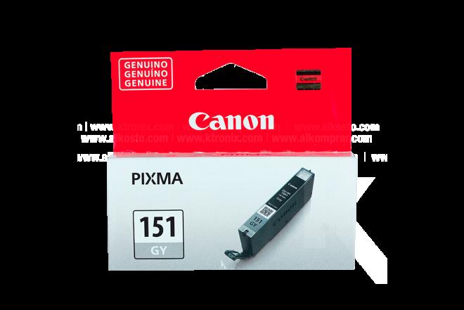Tinta CANON CLI-151 GY 7Ml Gr