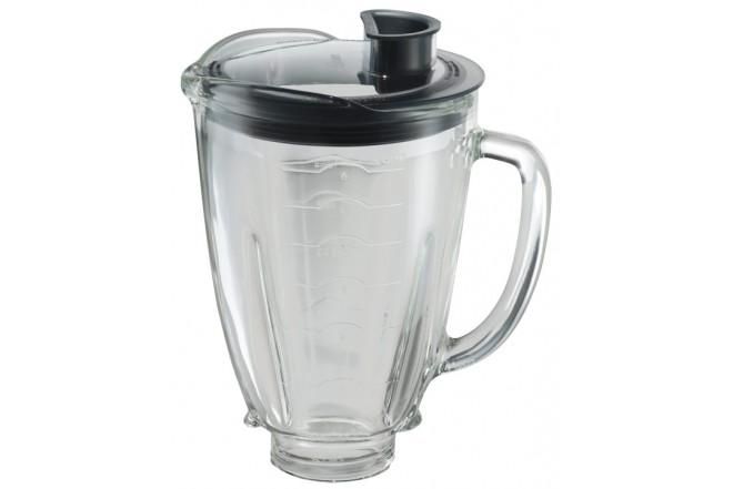 Vaso OSTER de Vidrio para Licuadora Reversible