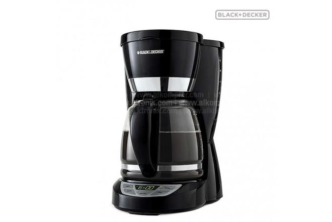 Cafetera B+D Programable 12 Tazas