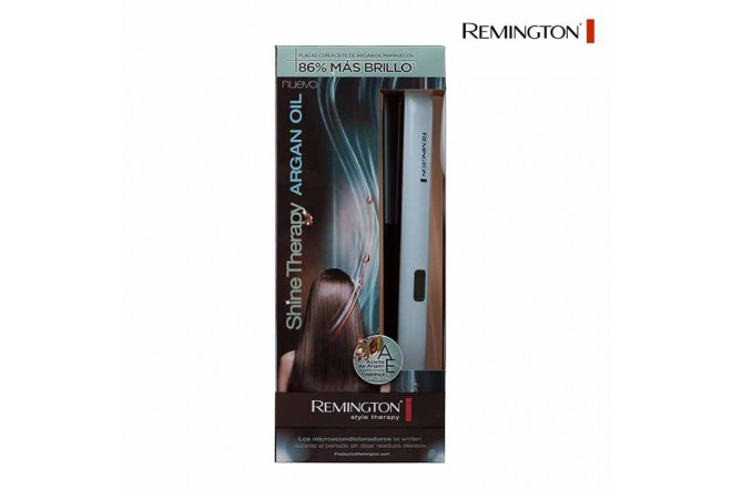 Plancha de Cabello REMINGTON Argan S8500