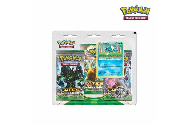 Pokémon TCG Fates Collide ThreePk