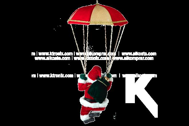 Santa Silla Durmiendo Paracaídas-Movimiento