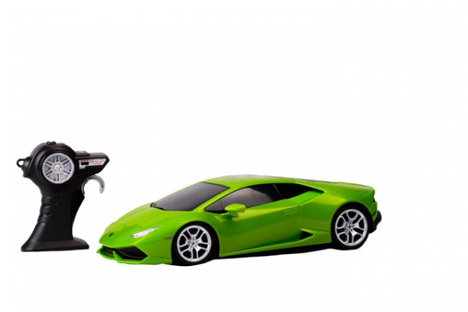 Auto Lamborghini radio control escala 1:14 Maisto Verde