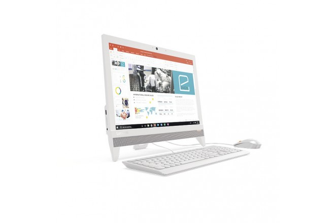 "PC All In One LENOVO 310 Celeron 1TB 19.5"" Blanco"