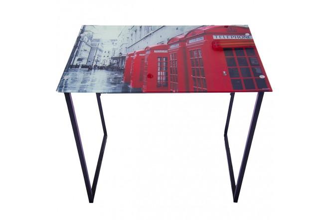 Escritorio de Vidrio Diseño London