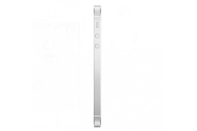 iPhone SE 32GB 4G Plata SS