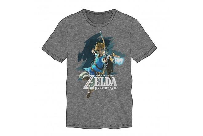 Camiseta ZELDA Siro Soft H Talla S