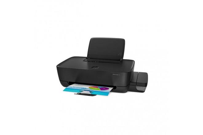Impresora HP Ink Tank 115 Negra3