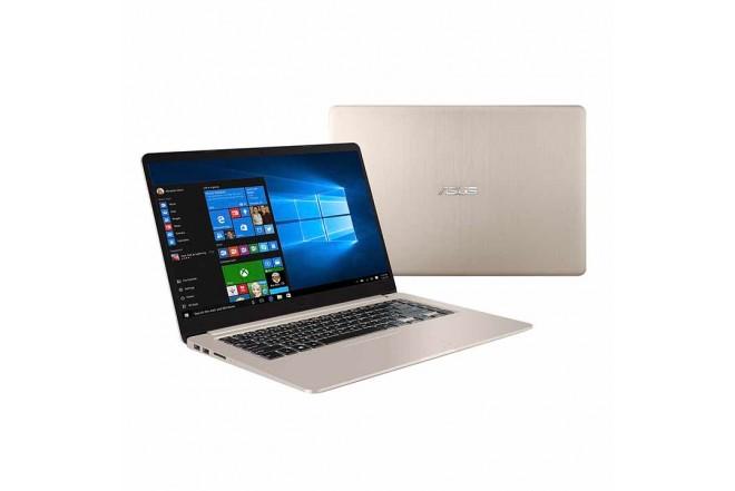 """Portátil ASUS - S510UA - Intel Core i5 - 15.6"""" Pulgadas - Disco Duro 1Tb - Dorado3"""