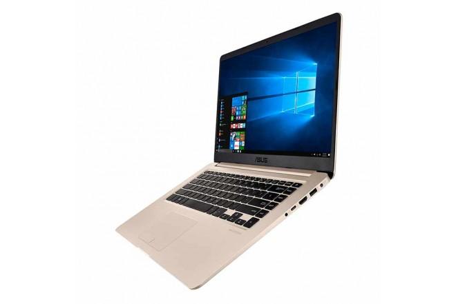 """Portátil ASUS - S510UA - Intel Core i5 - 15.6"""" Pulgadas - Disco Duro 1Tb - Dorado4"""