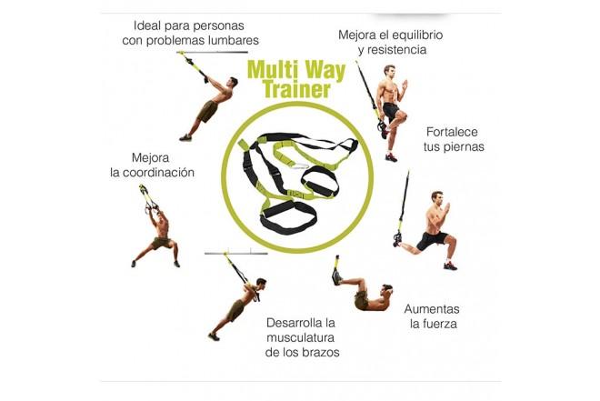 Multi way Trainer VITAL PLATE