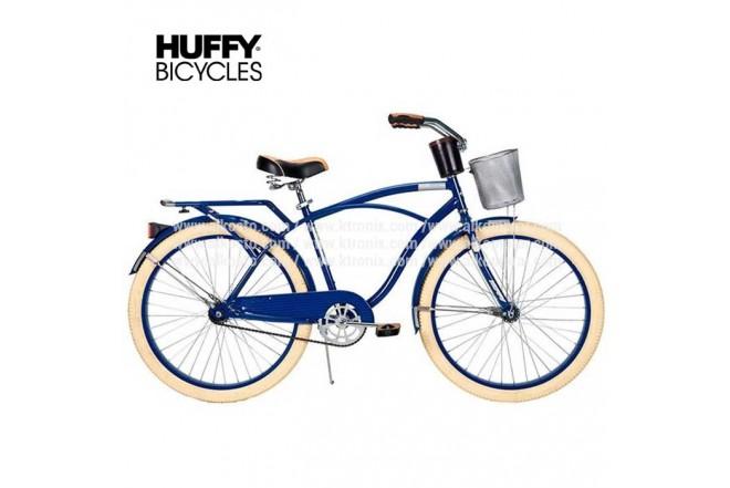 """Bicicleta Crusier Deluxe HUFFY de 26"""" Para Hombre"""
