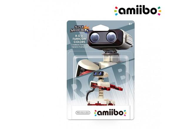 Amiibo ROY R.O.B. Famicom