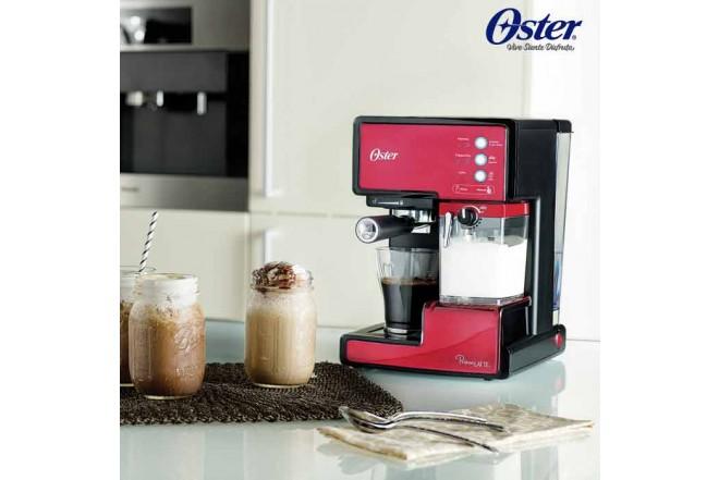 Cafetera OSTER Prima Latte Roja