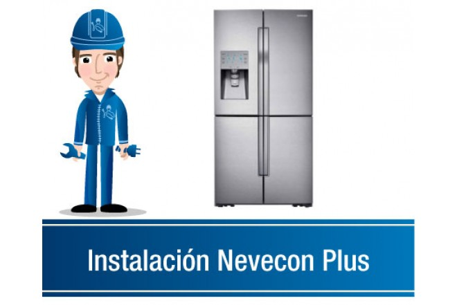 Instalacion Nevecon Plus