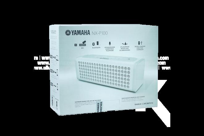 Parlante  Bluetooth YAMAHA NX-P100 White