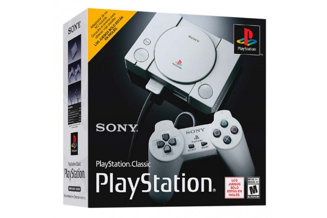 Consola PLAYSTATION Classic1