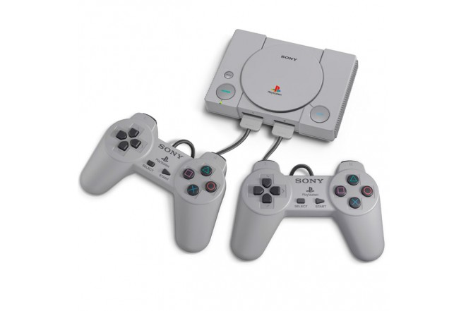 Consola PLAYSTATION Classic2