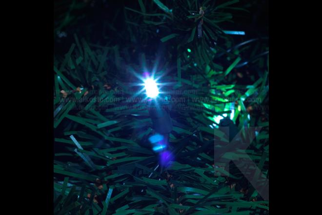 Luces Navidad Blancas x 60