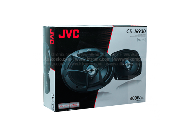 Combo Car Audio JVC R-540 Parlantes
