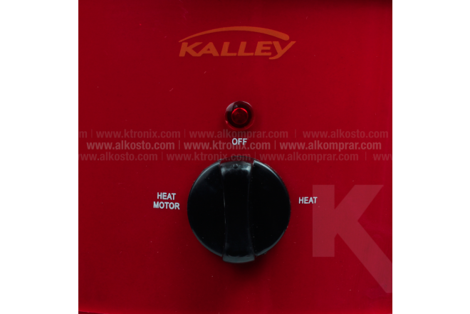 Fuente Chocolate Acero KALLEY K-FCH190S