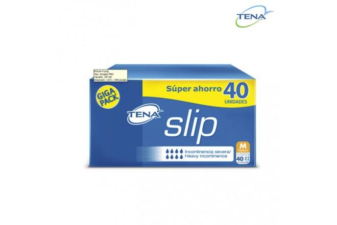 Pañal Incontinencia TENA Slip Medium x 42 Unidades