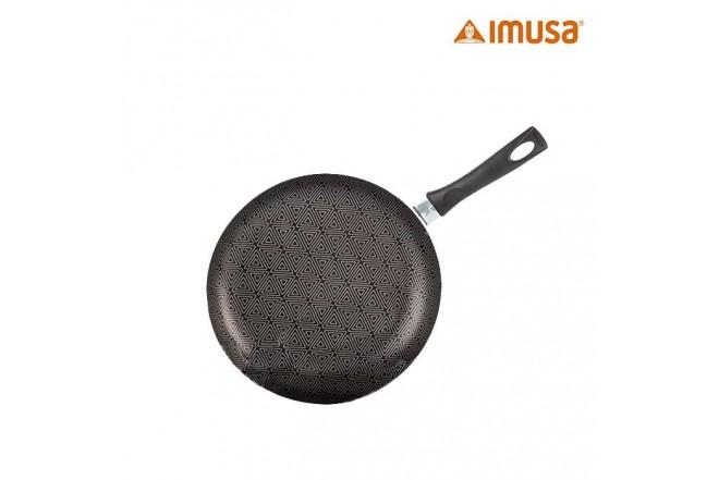 Set IMUSA: Perol 10 cm + Cacerola 16 cm + Sartén 18 cm