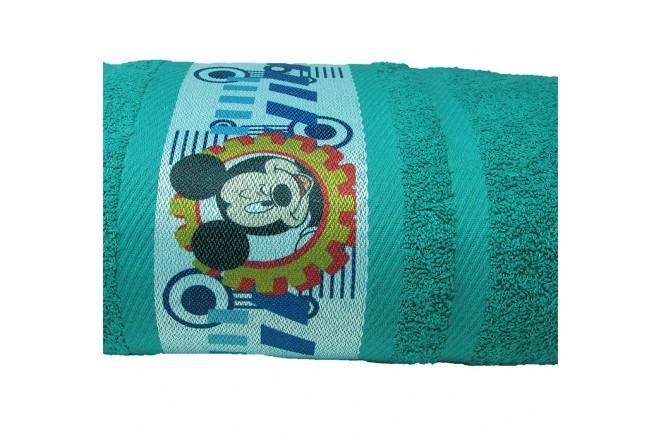 Toalla DISNEY Mickey 70 x 130 cm  Verde