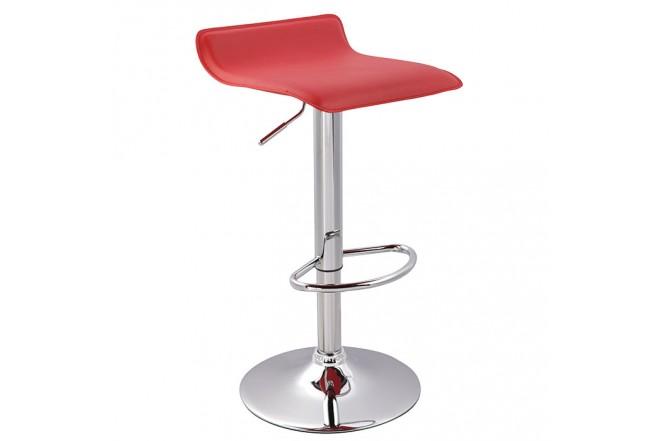 Silla de Bar Roja Ref WY-118