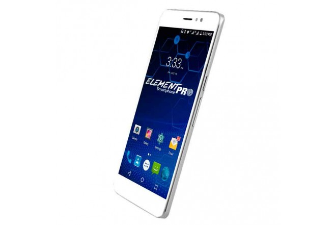 Celular Libre KALLEY Element Pro Blanco DS 3G