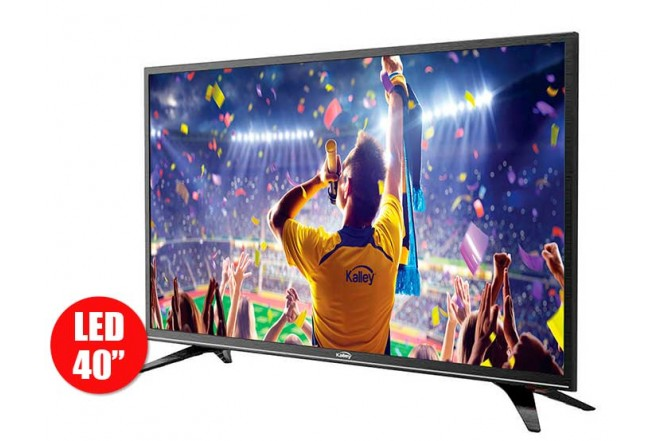 """TV 40"""" 101cm KALLEY LED 40FHDSPIn Internet"""