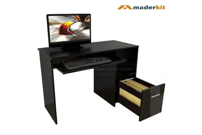 Escritorio MADERKIT Style 1 Archivador 00374-ES-W-S