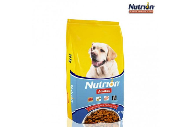 NUTRION Perro Adulto 30 kg