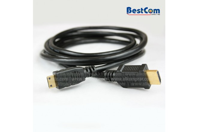 Cable HDMI A MINI HDMI 1.83 M