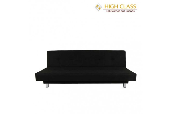 Sofá Cama HIGH CLASS Dubai Forever Negro