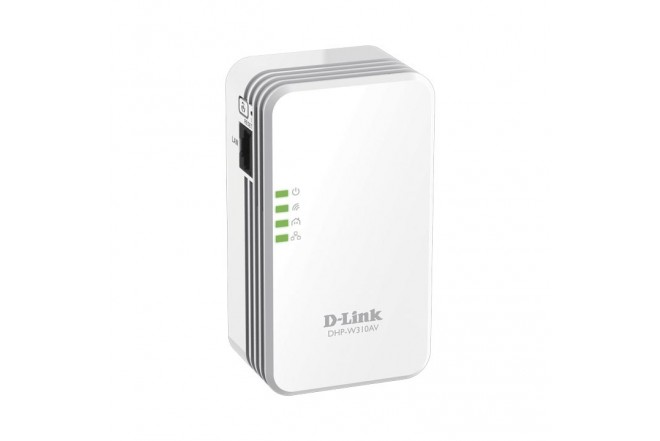 Kit Powerline D-LINK Extensor 500Mbps